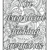Curse Word Coloring Pages Pretty Free Swear Word Coloring Pages Printable – Longesfo
