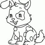 Cute Animal Coloring Pages Printable Amazing Fun Dog Coloring Pages Beautiful Cute Dog Coloring Pages New