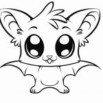 Cute Animal Coloring Pages Printable Excellent Image Detail for Coloring Pages Of Cute Baby Animals