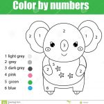 Cute Animal Coloring Pages Printable Inspiration Children Educational Game Coloring Page with Cute Koala Color by