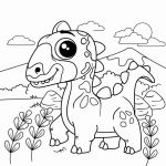 Cute Animal Coloring Pages Printable Pretty Coloring Page 45 Printable Cute Animal Coloring Pages