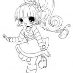 Cute Coloring Pages Inspirational Elegant Cool Anime Girl Coloring Pages – Howtobeaweso
