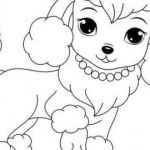 Cute Dog Pictures to Print Exclusive Free Dog Coloring Pages Best Free Animal Coloring Pages Free Kids