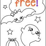 Cute Halloween Coloring Pages for Kids Awesome Free Halloween Coloring Page Coloring