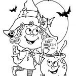 Cute Halloween Coloring Pages for Kids Wonderful Coloring Printable Coloring Pages for toddlers Great Free N