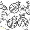 Cute Ladybug Coloring Pages Exclusive Coloring Bug Coloring Sheets Coloring Sheets for Kids Free Bug