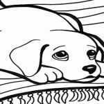 Cute Puppy Pictures to Print Inspirational Beautiful Cute Cartoon Puppy Coloring Pages – Howtobeaweso