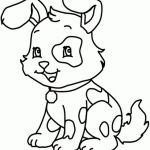 Cute Puppy Pictures to Print New Printable Dog Coloring Pages Ideas for Kids