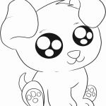Cute Puppy Pictures to Print Unique Beautiful Cute Cartoon Puppy Coloring Pages – Howtobeaweso