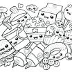 Cute Unicorn Coloring Pages Awesome Kawaii Unicorn Coloring Pages – Coloring Pages Online