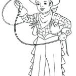 Dallas Cowboy Coloring Pages Awesome Cowboy Coloring Pages – Idrakfo
