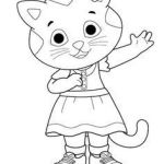 Daniel Tiger Coloring Amazing 42 Best Daniel Tiger Images In 2017