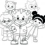 Daniel Tiger Coloring Book Awesome February 2019 – Page 2 – Irvinecarpetcleaningfo