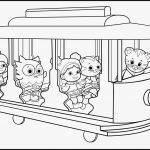 Daniel Tiger Coloring Book Awesome Tiger Coloring Pages for Adults Fresh 22 Best Daniel Tiger Coloring