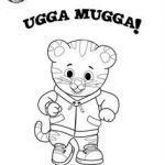 Daniel Tiger Coloring Book Beautiful 78 Best Daniel Tiger Birthday Images In 2013