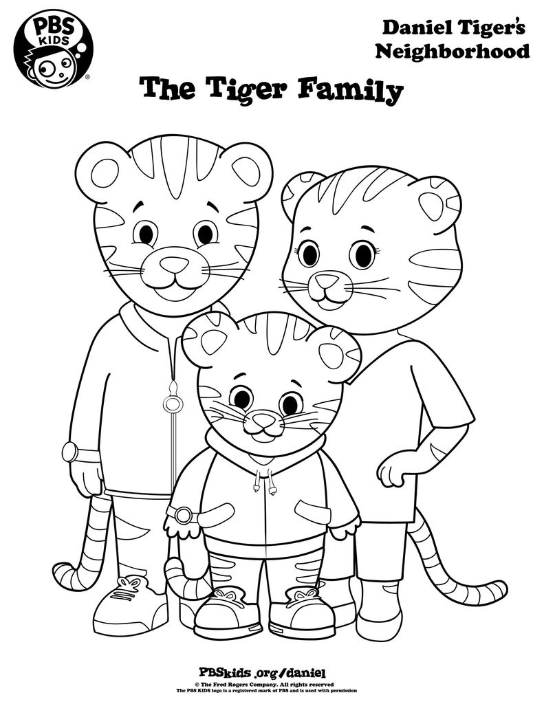 Print out GRR rific coloring pages for your weekend adventures