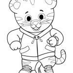 Daniel Tiger Coloring Book Excellent Daniel Drawing at Getdrawings