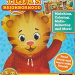 Daniel Tiger Coloring Books Awesome Daniel Tiger S Neighborhood Magazine 2017 Various Amazon Books