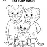 Daniel Tiger Coloring Books Awesome Print Out Grr Rific Coloring Pages for Your Weekend Adventures