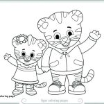 Daniel Tiger Coloring Books Best Of Tiger Coloring Pages – Visitpollinofo
