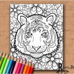 Daniel Tiger Coloring Books New √ the Tiger Coloring Pages for Kids and Christmas Coloring Pages