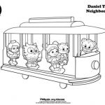 Daniel Tiger Coloring Books New Fresh Black and White Tiger Coloring Pages – Nicho