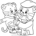 Daniel Tiger Coloring Books Unique 56 Best Coloring Pages Images In 2018