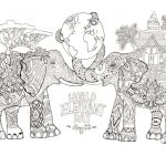 Daniel Tiger Coloring Books Unique Coloring Inspiration Coloring Elephant Sheet Beautiful In the