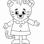 Daniel Tiger Coloring Creative 65 Shopkins Coloring Pages Free Printable Blue History