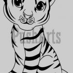 Daniel Tiger Coloring Exclusive Tiger Face Coloring Page Kanta