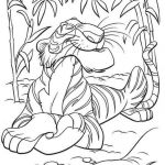Daniel Tiger Coloring Pretty Best Tigre Coloring Pages