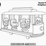 Daniel Tiger Coloring Wonderful 12 Elegant Daniel Tiger Coloring Pages