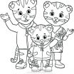 Daniel Tiger Printables Awesome Story Book Coloring Pages Best Daniel Tiger Coloring Pages Unique
