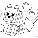 Dantdm Coloring Pages Inspiration Minecraft Creeper Pattern Printable Beautiful Coloring Pages