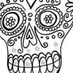 Day Of the Dead Coloring Pages Inspiring Coco Coloring Pages Free Unique Dia De Los Muertos Coloring Sheets