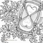 Day Of the Dead Coloring Sheets Best 12 Lovely Zendoodle Coloring Pages