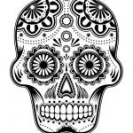 Day Of the Dead Coloring Sheets Brilliant Free Printable Day the Dead Coloring Pages Elegant Free Coloring