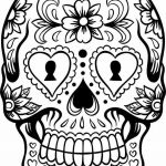 Day Of the Dead Coloring Sheets Exclusive Skeleton Coloring Pages Beautiful Skeleton Heads Coloring Pages 28
