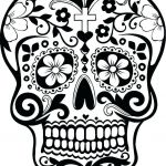 Day Of the Dead Coloring Sheets Inspiration Coloring Pages Skulls Candy Day the Dead for Adults Free