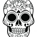 Day Of the Dead Coloring Sheets Inspiring Skeleton Coloring Pages Beautiful Skeleton Heads Coloring Pages 28