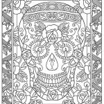 Day Of the Dead Pictures to Print Best Of Horses Coloring Pages