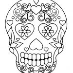 Day Of the Dead Pictures to Print Fresh Pin by 1granny On Halloween Cookies