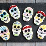 Day Of the Dead Skull Coloring Sheets Creative Day Of the Dead Biscuits Recipe