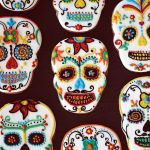 Day Of the Dead Skull Coloring Sheets Creative Day Of the Dead Cookies Recipe