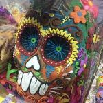Day Of the Dead Skull Coloring Sheets Excellent Calavera