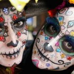 Day Of the Dead Skull Coloring Sheets Inspiration Day Of the Dead and the Sugar Skull Explore