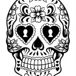 Day Of the Dead Skull Template Printable Amazing February 2019 Archives Page 24 32 Extraordinary Color by Number