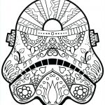 Day Of the Dead Skull Template Printable Creative Day the Dead Coloring Page Skull Pages for Adults Free
