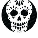 Day Of the Dead Skull Template Printable Exclusive Skeleton Cut Out Template Printable Paper Dolls – Mcgrow