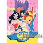 Dc Superhero Girls Invitations Marvelous 22 Best Super Girl Birthday Party Ideas Decorations and Supplies